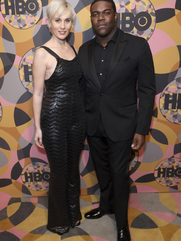 Sam Richardson and Nicole Boyd