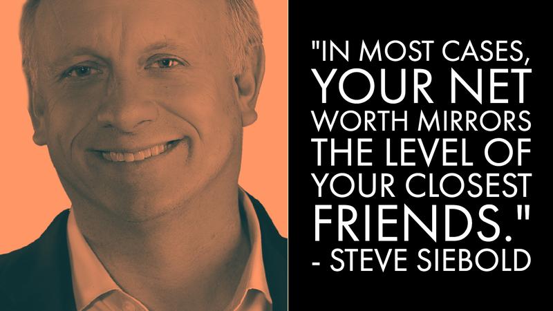 Steve Siebold Money Advice