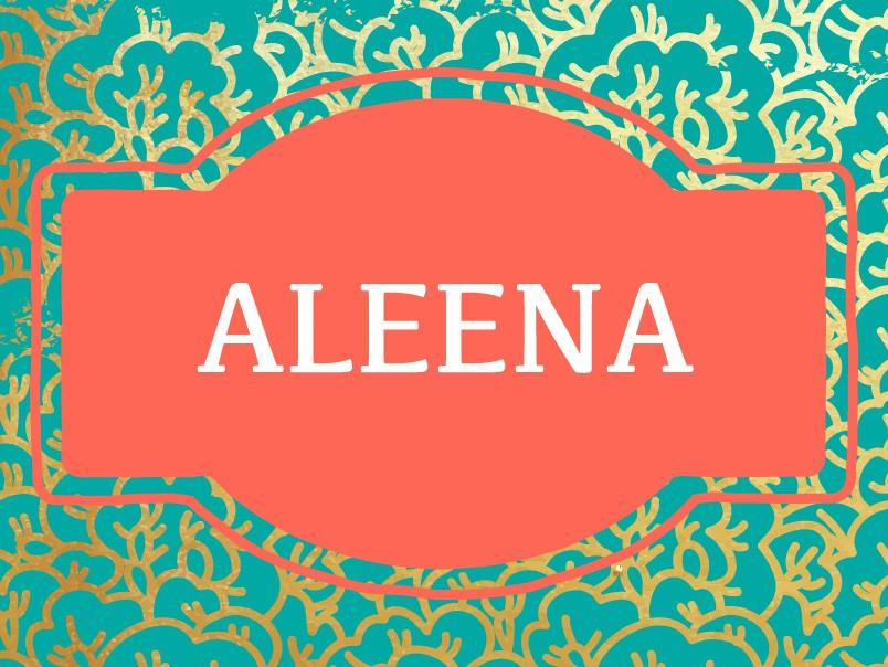 Aleena
