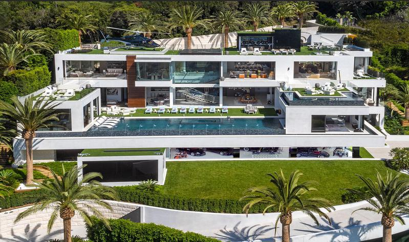 Most expensive mansion in America
