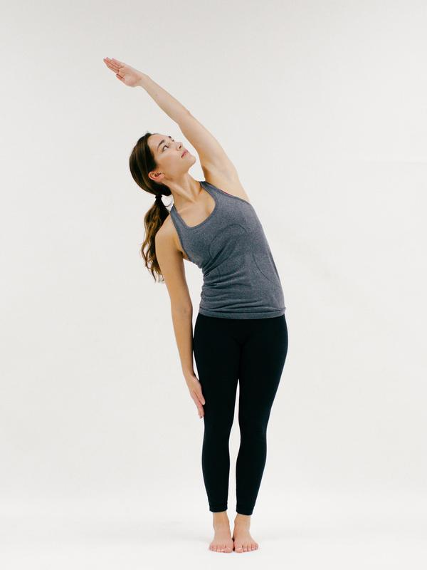 Side Stretch - 10 Minutes of Yoga to Jumpstart Your Work Day