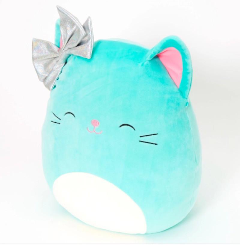 Charisma the Mint Green Cat