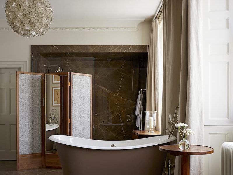 Heckfield Place tub