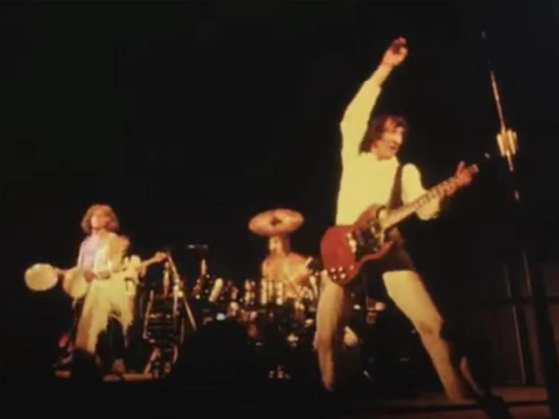 The Who at Woodstock