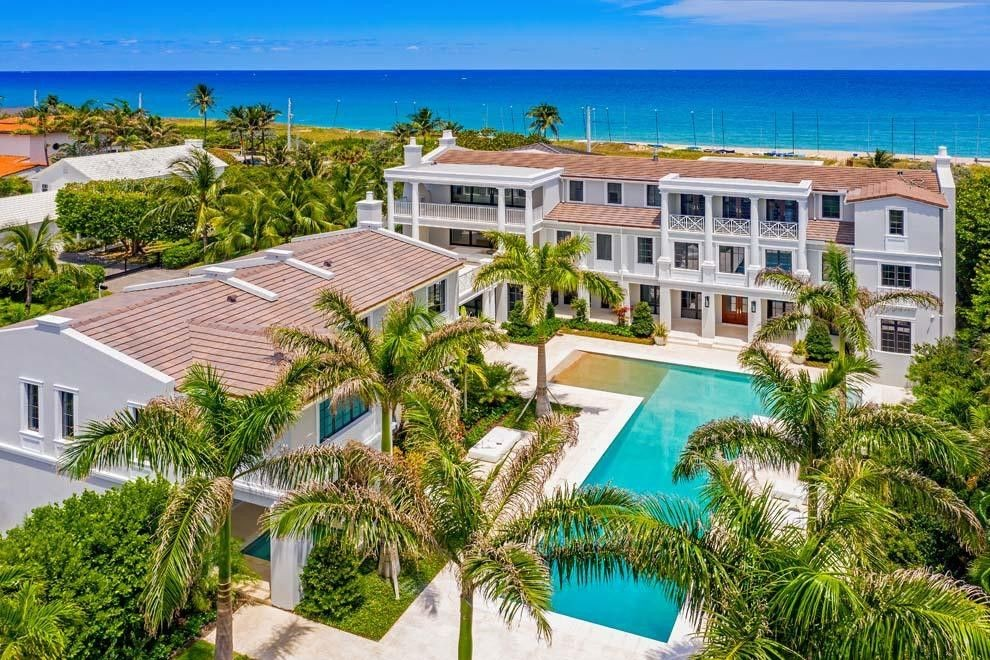Kevin James' house in Delray Beach, Florida