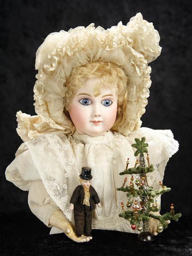 Signed Bebe Mothereau Doll