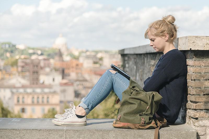 Italian student