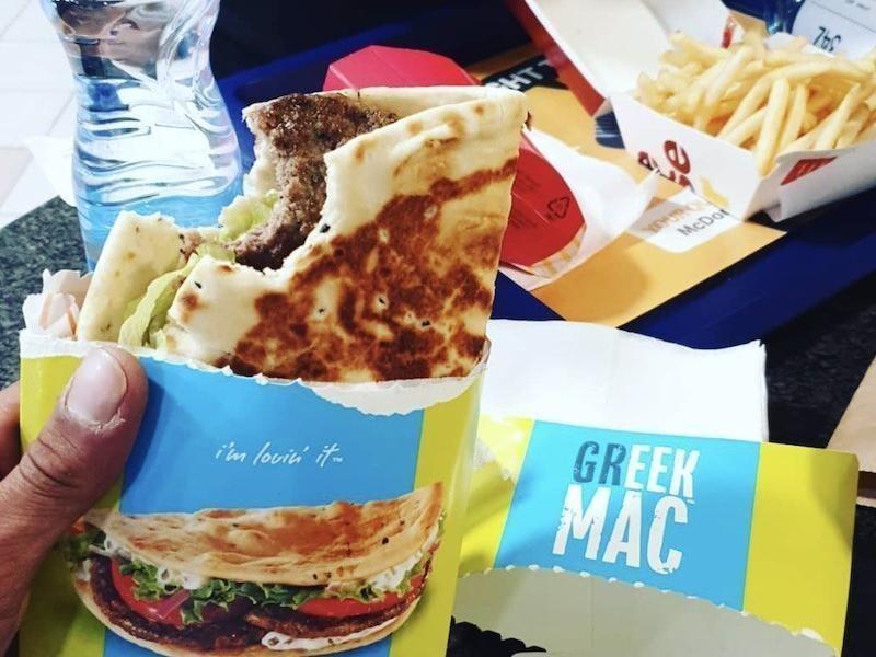 Greek Mac