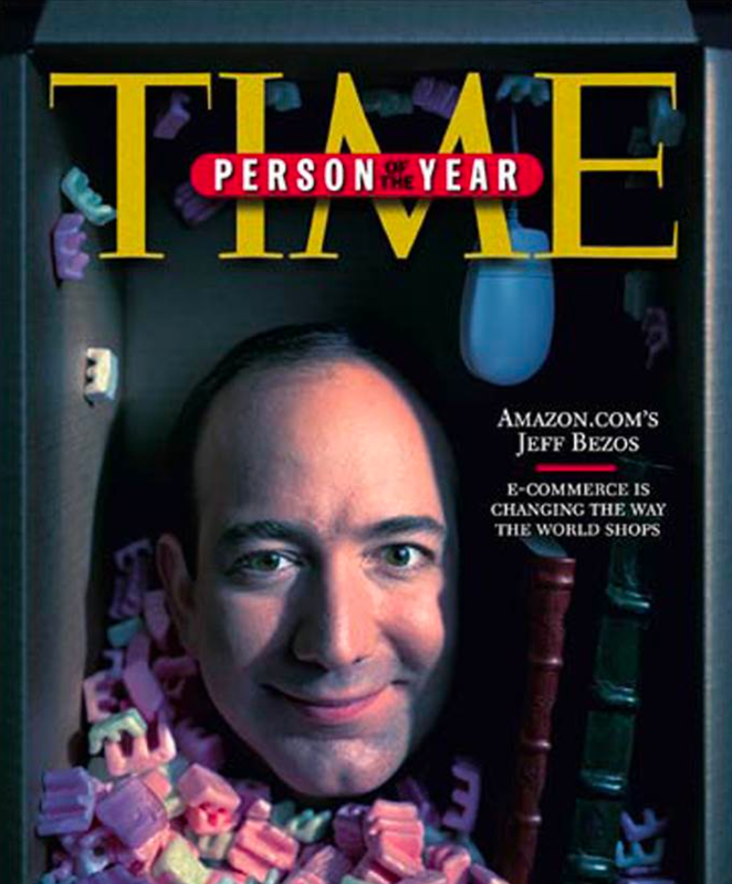 Jeff Bezos Person of the Year