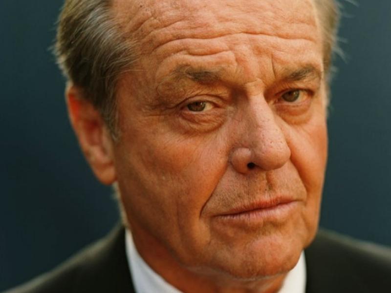 Jack Nicholson doesn't believe in God