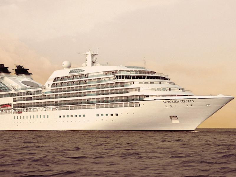 Seaboun Cruise Line