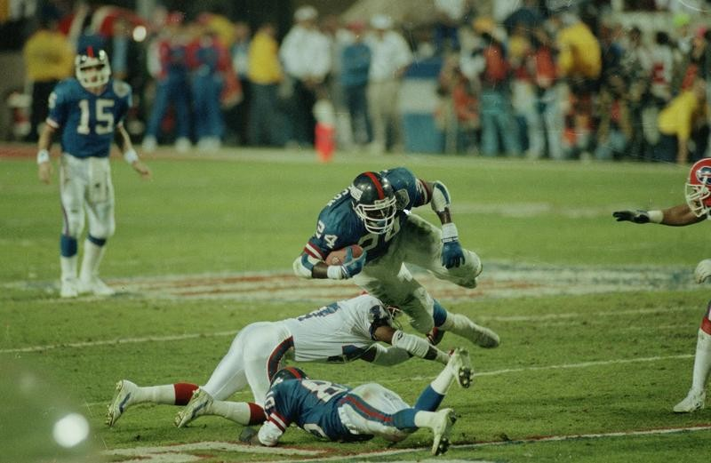 Ottis Anderson in Super Bowl XXV