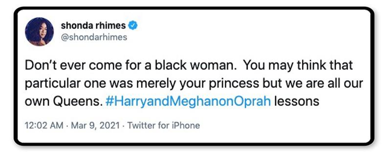 Strong Black women