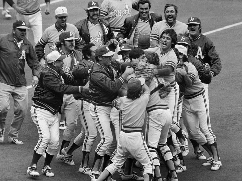 1972 Oakland Athletics