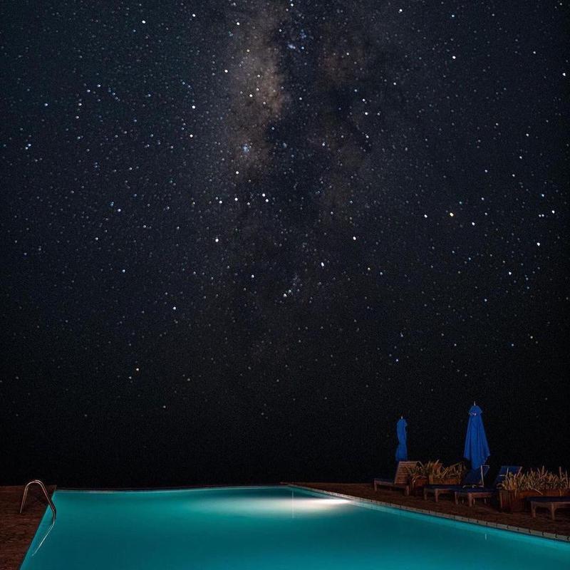 Under the Stars in Jamaica