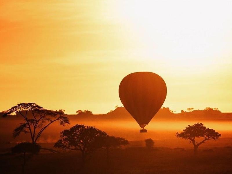 Serengeti Natinal Park, Tanzania