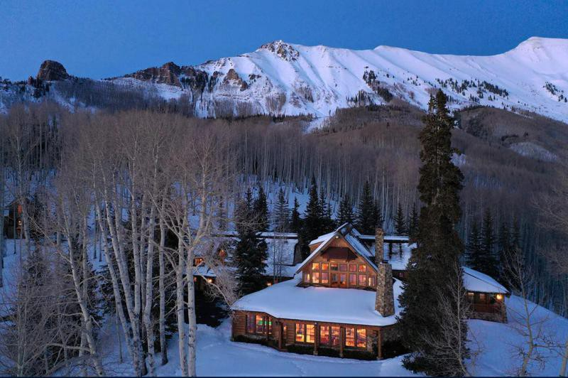 Tom Cruise's house in Colorado
