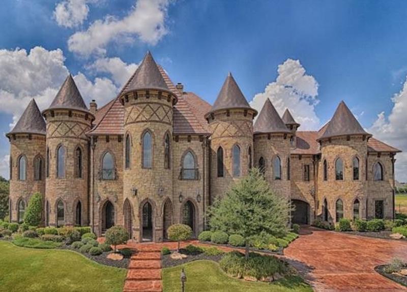 texas castle