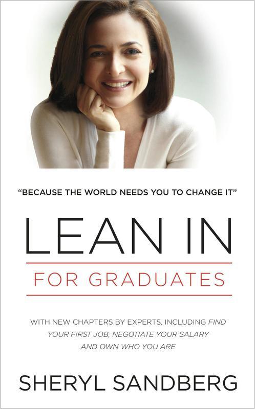 """Lean In"" by Sheryl Sandberg"