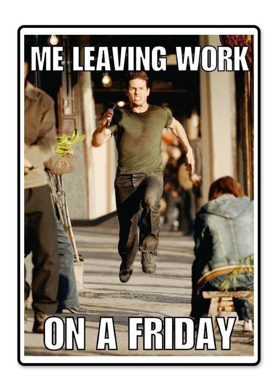 Friday freedoom