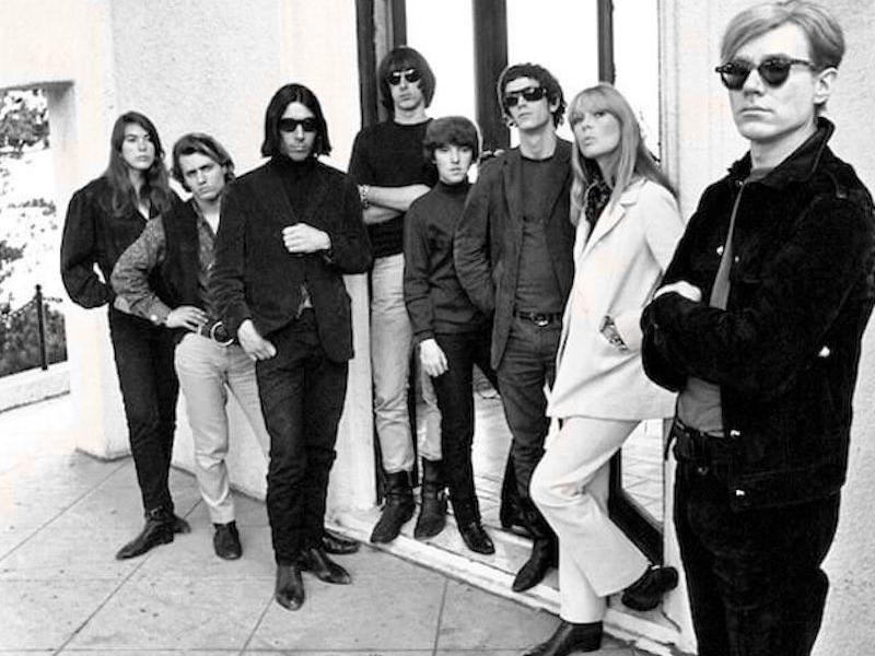 Velvet Underground and Andy Warhol