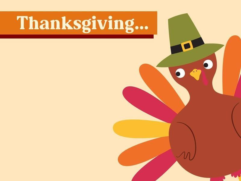 Thanksgiving…