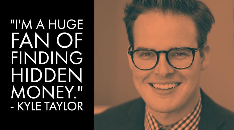 Kyle Taylor Money Advice