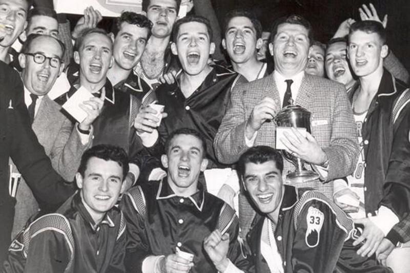1956-57 North Carolina Tar Heels