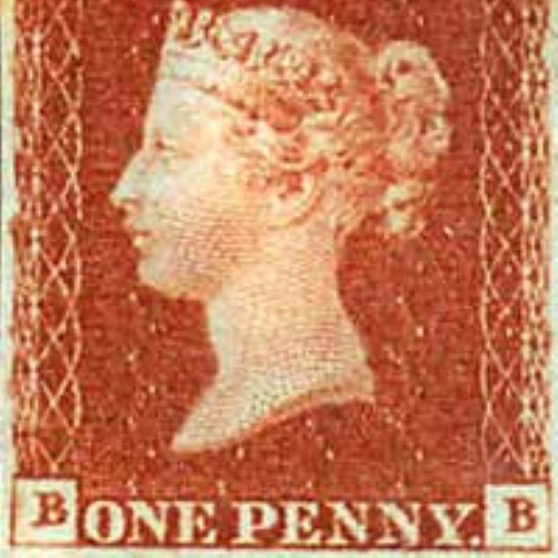 A Penny Red