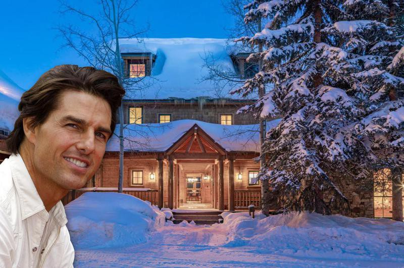 Tom Cruise selling Telluride mansion