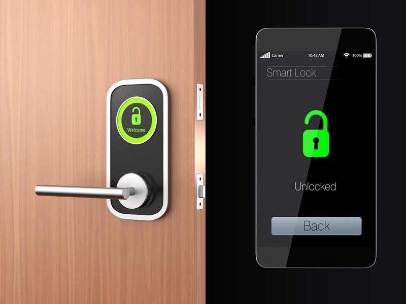Mobile Smart Lock
