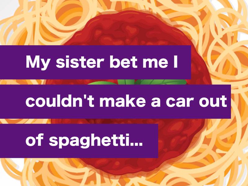 Noodle Joke