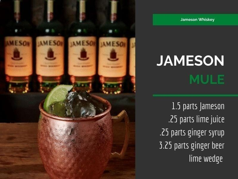Jameson Mule