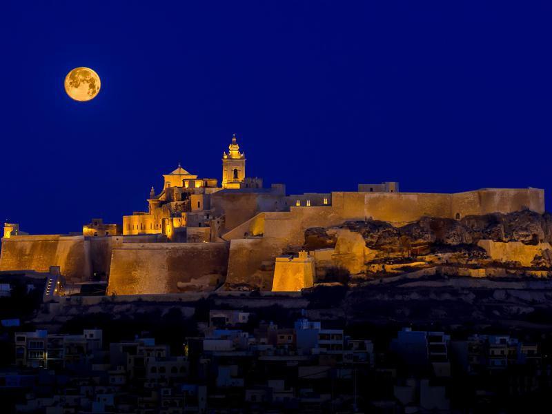 Cittadella in Malta