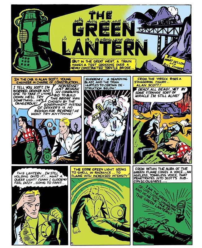 Alll-American Comics No. 16
