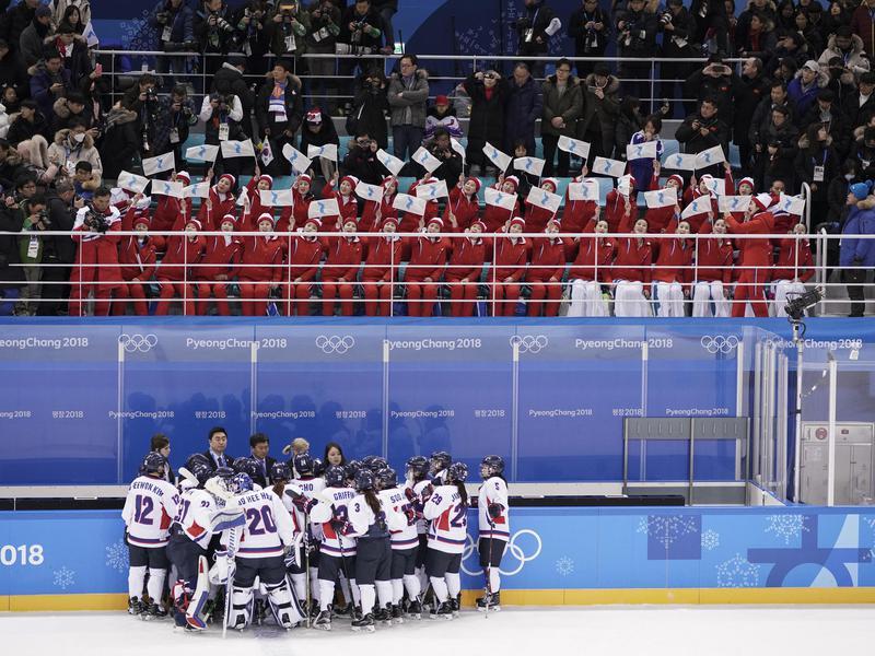 Korean unification at 2018 Winter Olympics