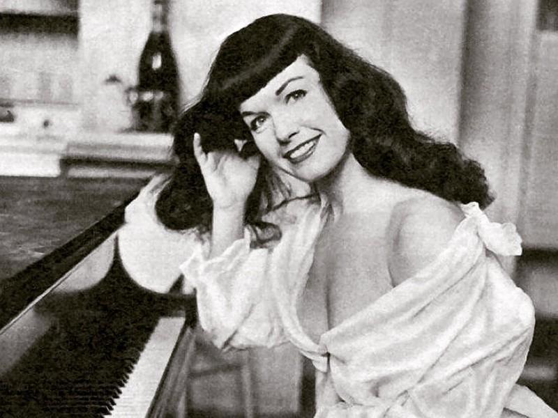 1950s: Short Bangs