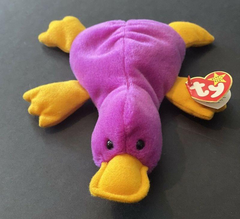 Patti the Platypus