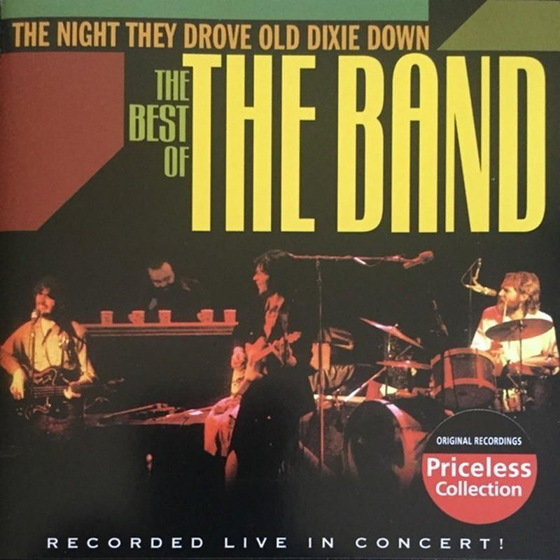 """""""The Night They Drove Old Dixie Down"""""""