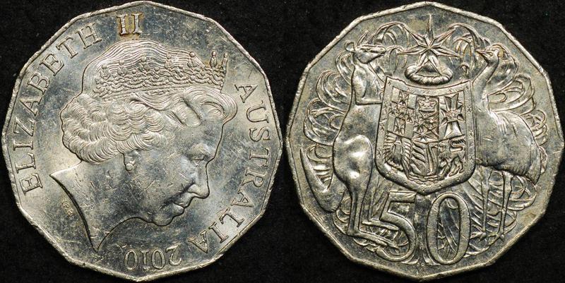 2010 Australian Upset 50 Cent