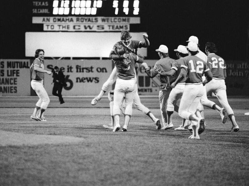 1975 Texas Longhorns