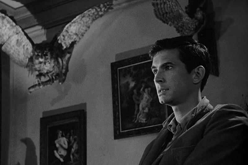 Norman Bates in Psycho