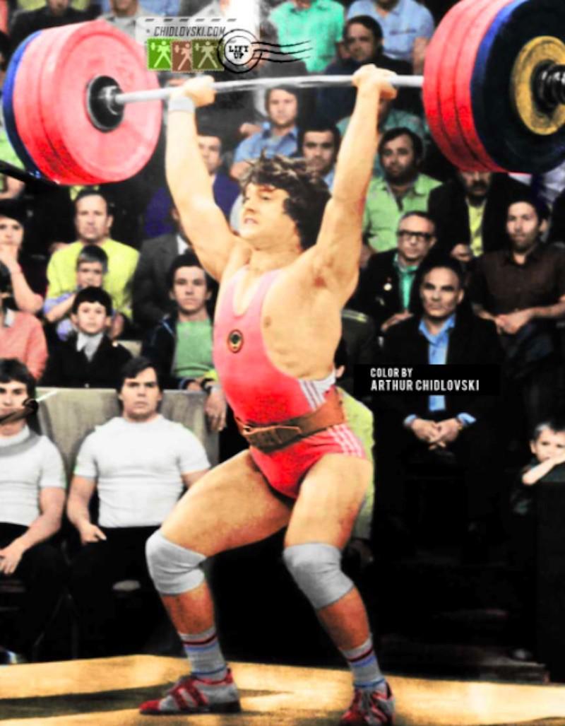 Yury Zakharevich lifting