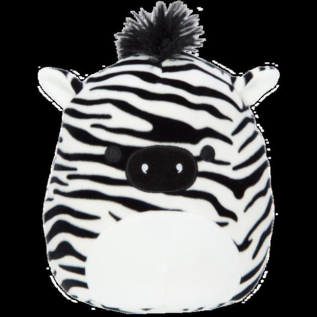 Freddie the Zebra Squishmallow