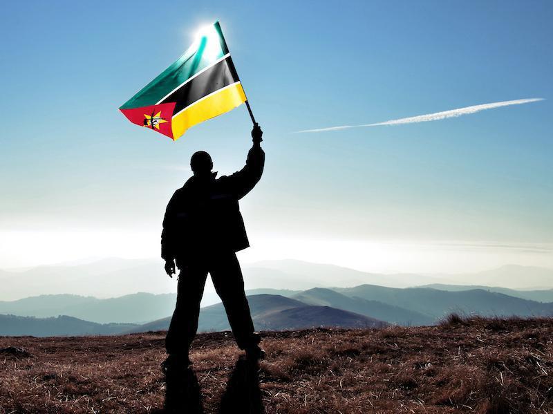 Mozambique flag