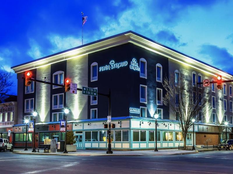 The Penn Stroud Hotel