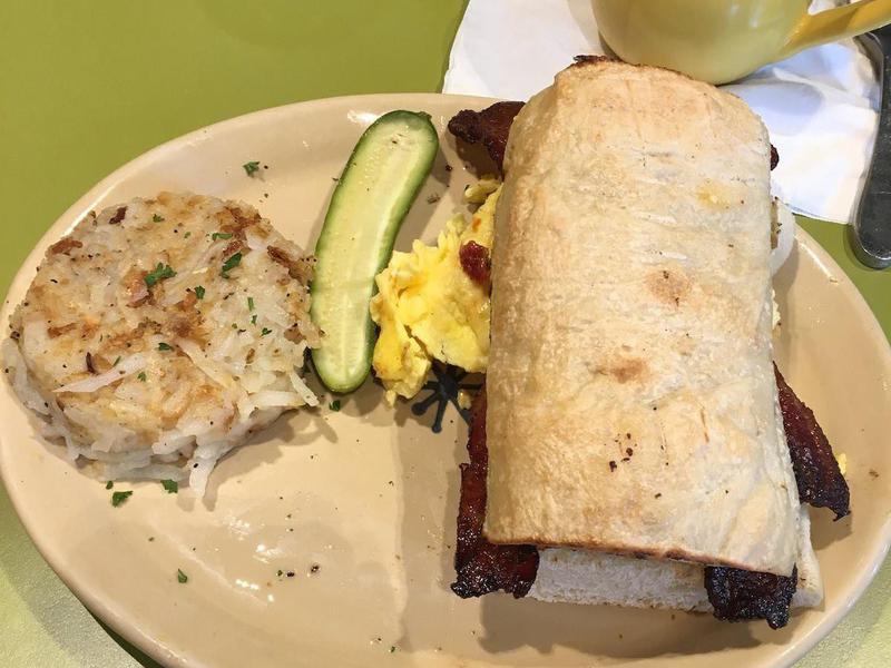 The B.E.A.T. Sandwich