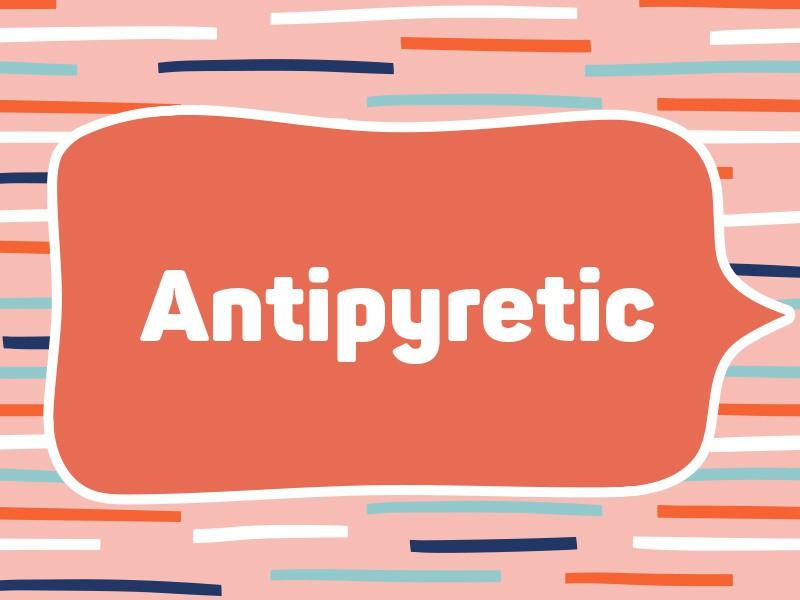 1991: Antipyretic