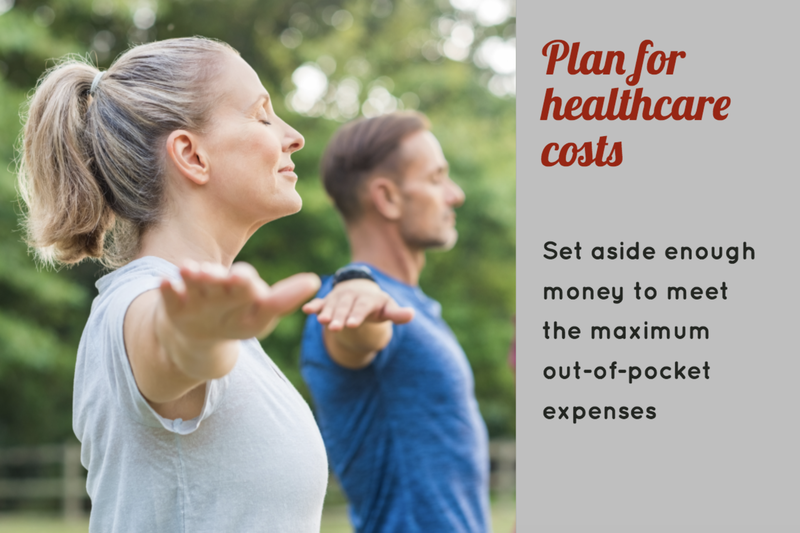 Plan for healthcare costs