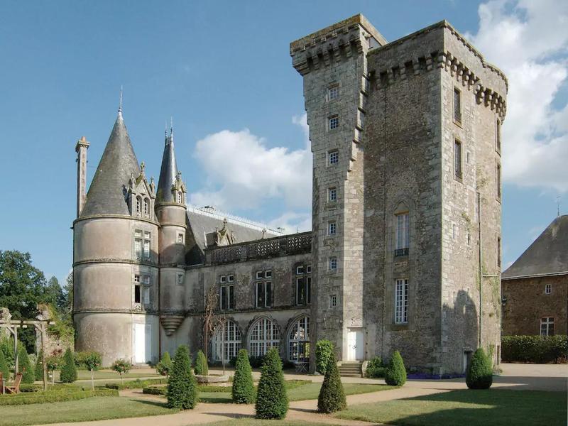 Flocelliere Castle